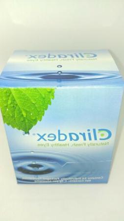 Cliradex Natural Eyelid, Eyelash, and Facial Cleansing Towel