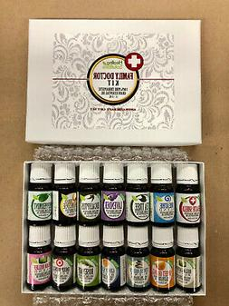 Family Doctor  Essential Oil Set 100% Pure, Best Therapeutic