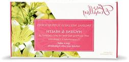 Femallay Natural Tea Tree Suppositories + Organic Coconut Oi