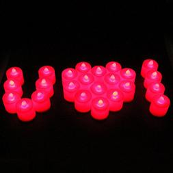 Flameless Candles,T-Trees LED Tea Light Candles With Battery