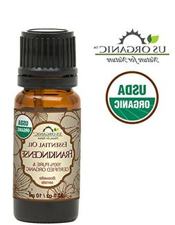 US Organic 100% Pure Frankincense Essential Oil - USDA Certi