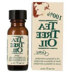 Gena Spa Products 100% Tea Tree Oil, .5 fl oz.