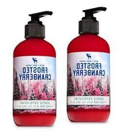Bath and Body Works 2 Pack Gentle Exfoliating Hand Soap Fros