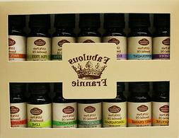 Fabulous Frannie - Aromatherapy Top 14 Essential Oil Set, 10