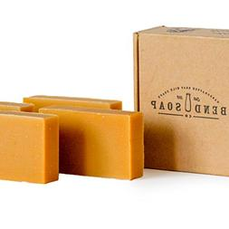 Bend Soap Company All Natural Goat Milk Soap - Paraben and G