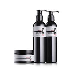 Mens Hair Products Essentials Set - Tingle Shampoo, Caffeine