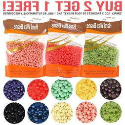 Hard Wax Beads Bean For All Waxing Types Depilatory Hair Rem