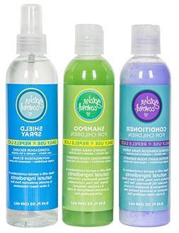 HEAD LICE PREVENTION HAIR CARE ASSORTMENT-Shampoo, Condition