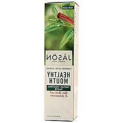 Jason Natural Healthy Mouth Tea Tree Toothpaste 4.2 oz