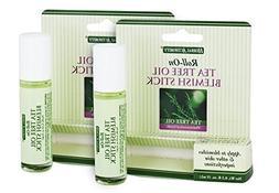 Herbal Authority Roll-on Tea Tree Oil Blemish Stick 0.3oz