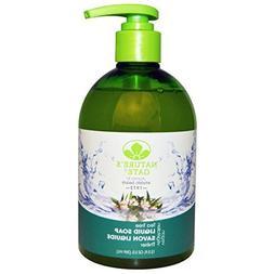 Nature's Gate Herbal Blends Tea Tree Liquid Soaps 12.5 fl. o