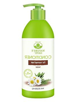 Nature's Gate Herbal Daily Conditioner -- 18 fl oz