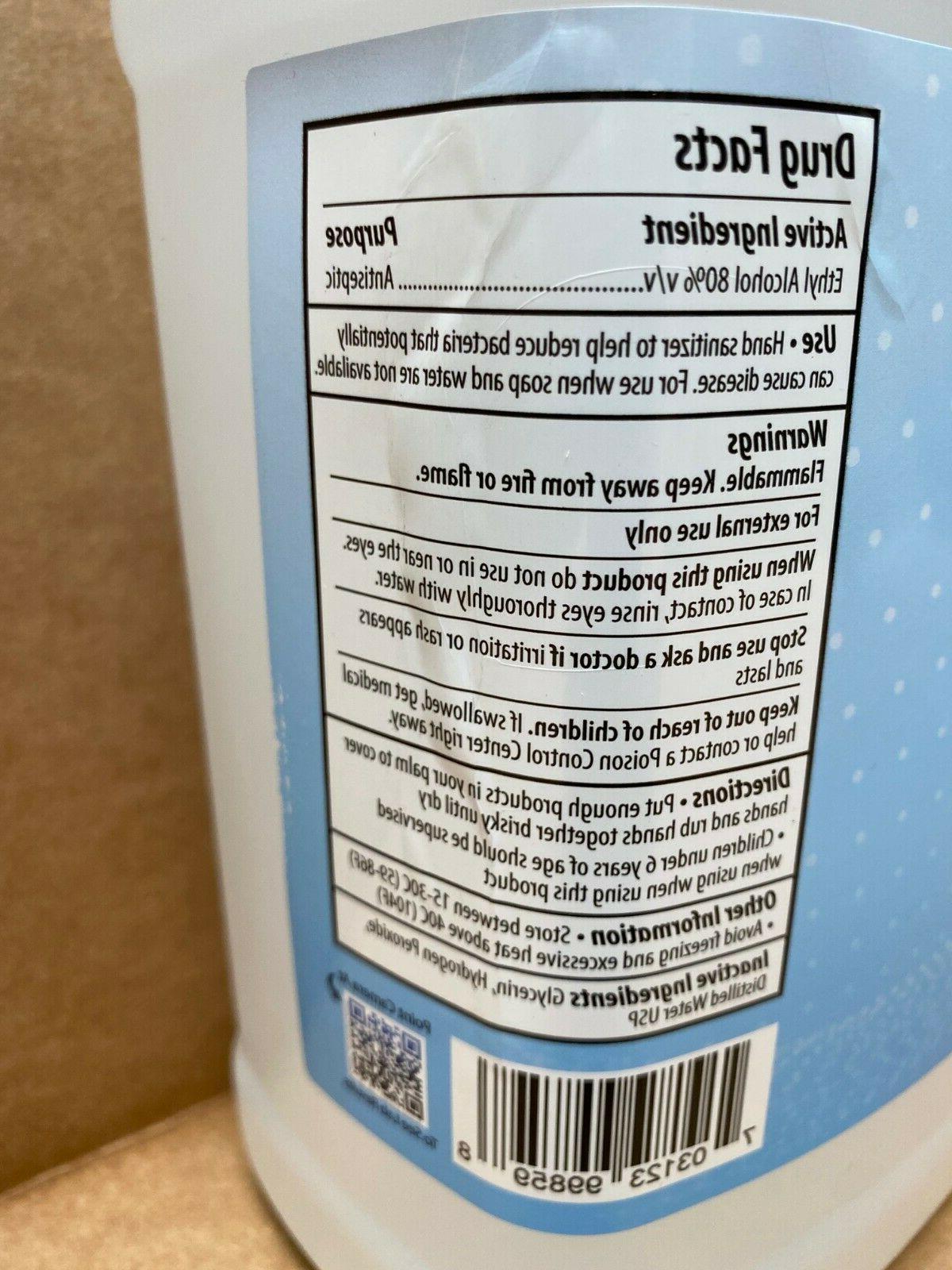 1 Gallon Tea-Tree Premium Antiseptic Hand Sanitizer !!!