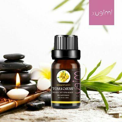 10ml Aromatherapy Essential Natural Pure Essential