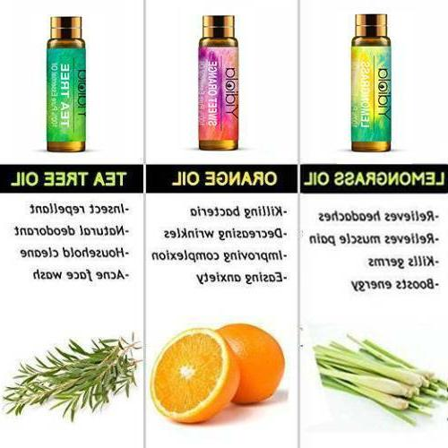 10ml Essential Pure Oil Fragrance Aroma