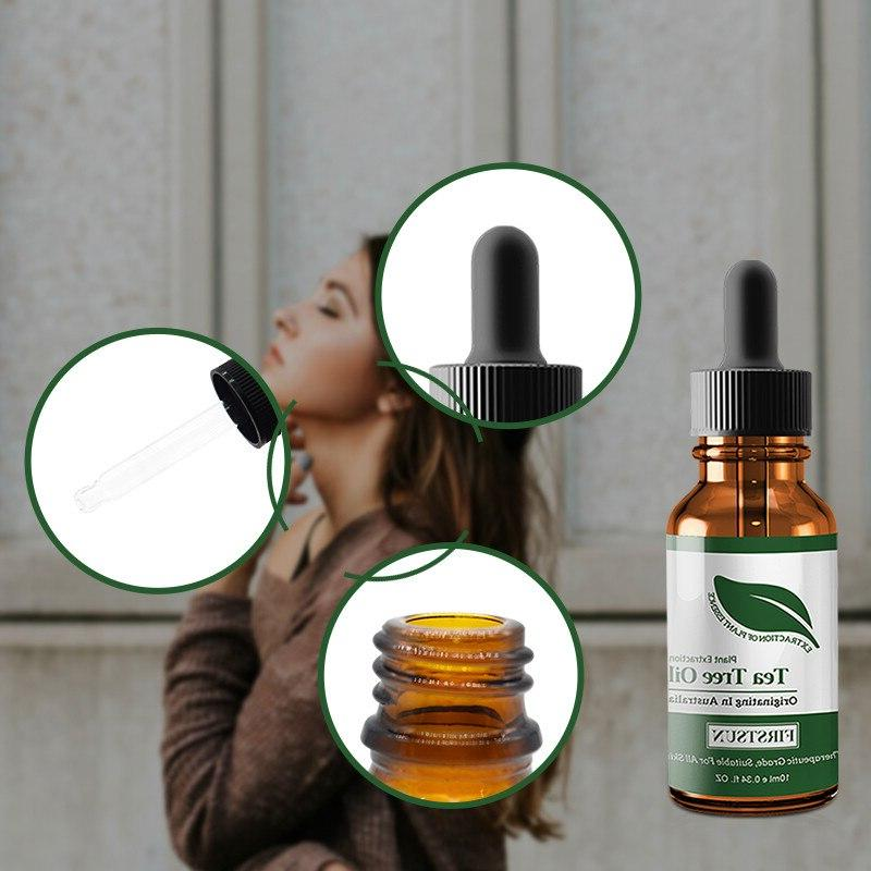 10ML Fade <font><b>Tea</b></font> <font><b>Tree</b></font> Essential Oil Massage Oil Control Shrink Repair