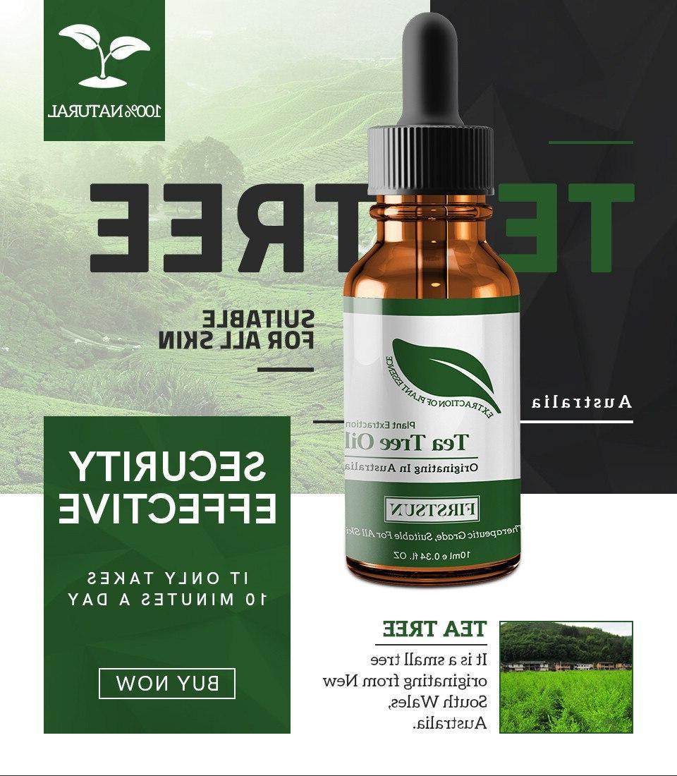 10ML Fade <font><b>Tree</b></font> Oil Massage Oil Control Shrink Repair Skin Care