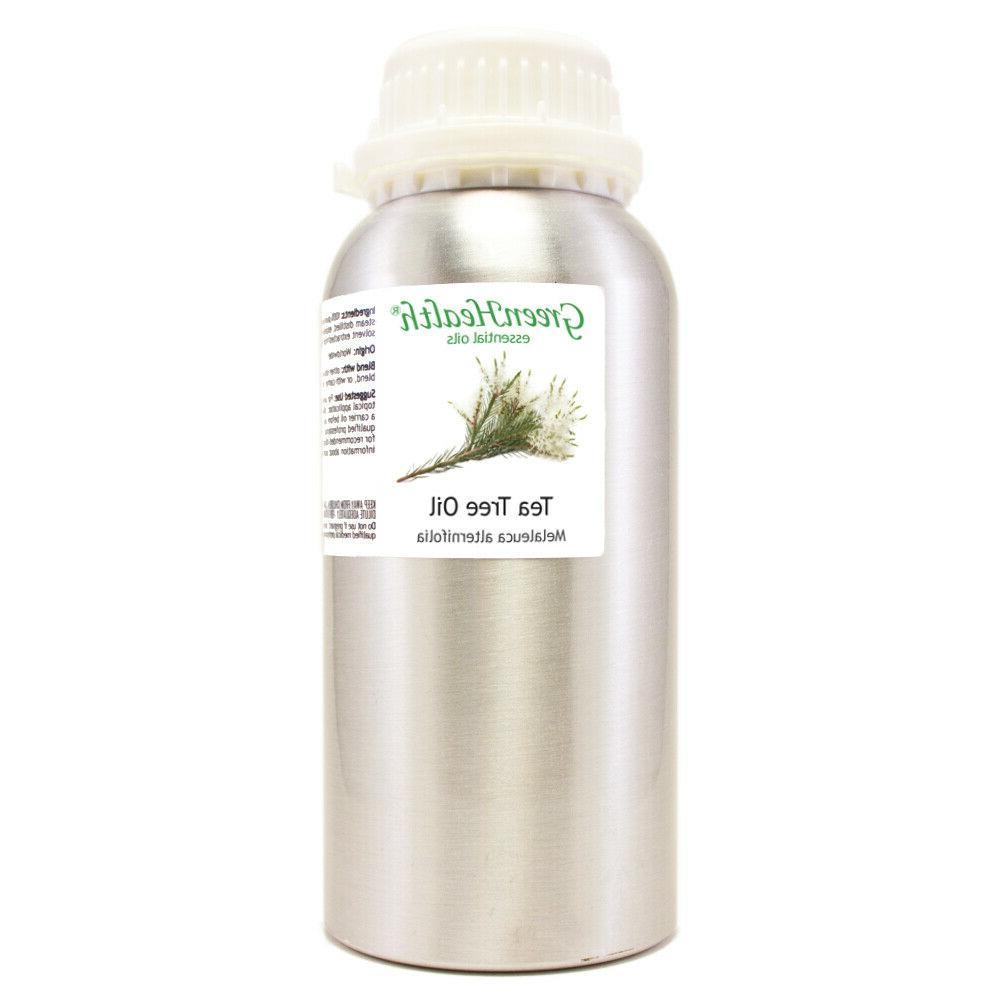 16 fl oz Tea Tree Essential Oil  - GreenHealth