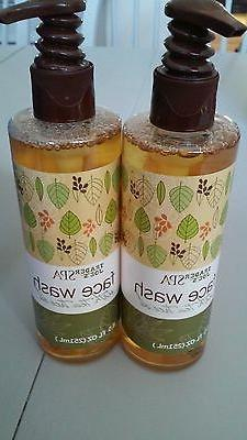 2 Trader Joe's Spa Face Wash With Tea Tree Oil  No Animal Te
