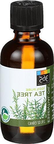 365 Everyday Value 100% Pure Tea Tree, Essential Oil, 2 fl o