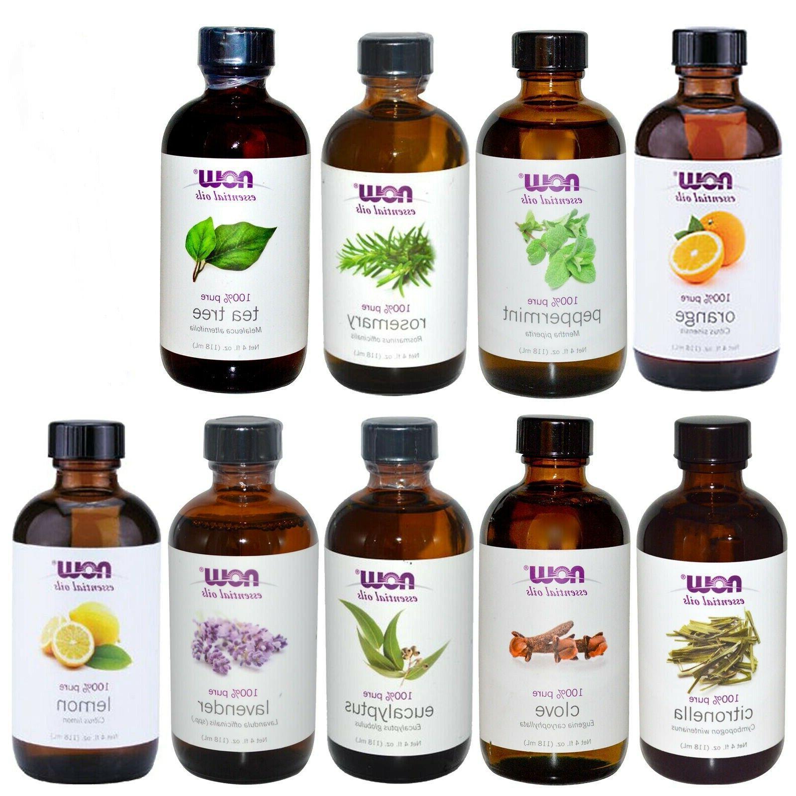 4 oz essential oils with optional glass