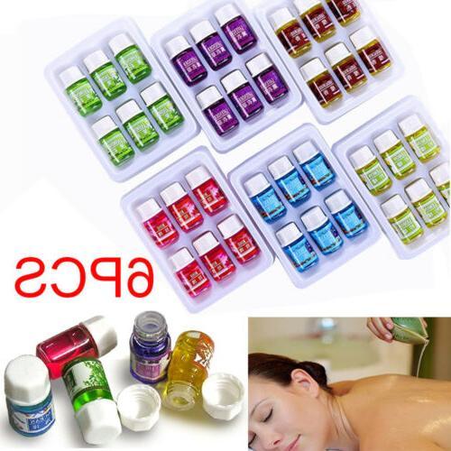 6pcs essential oil 100 percent pure natural