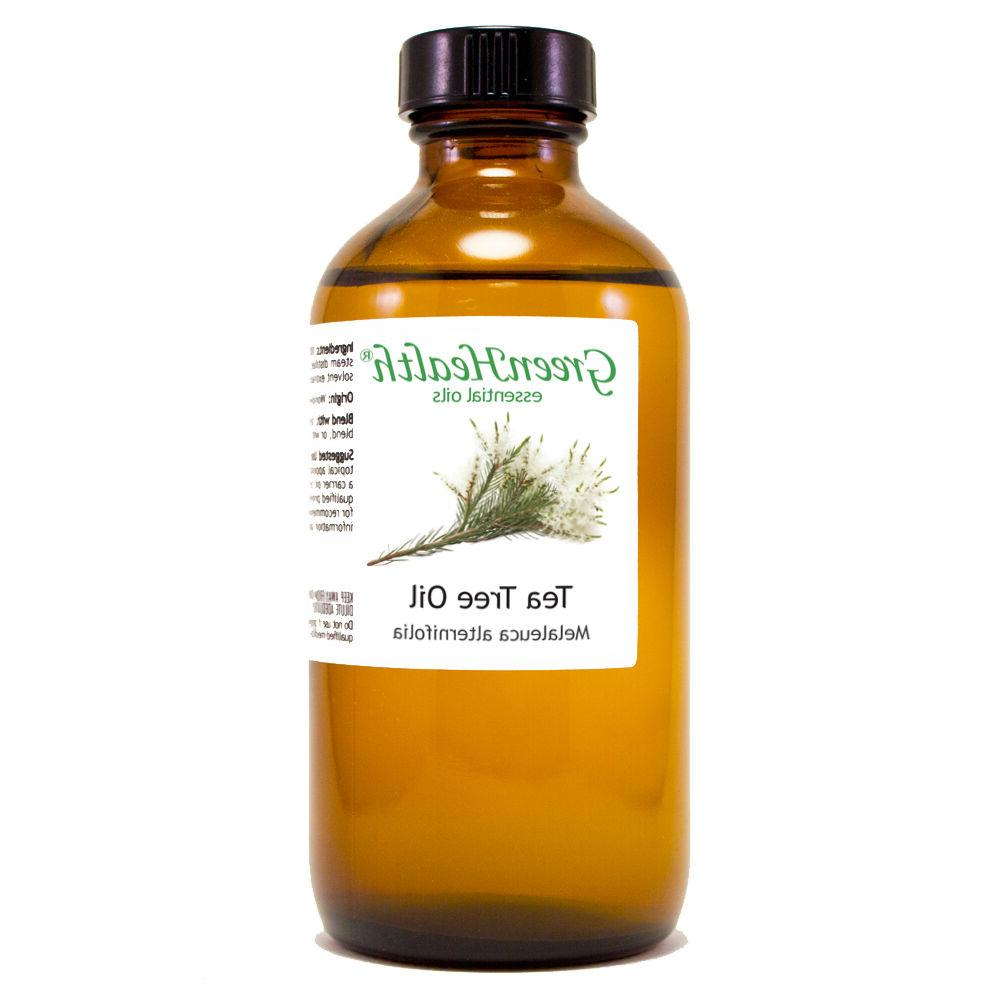 8 fl oz tea tree essential oil
