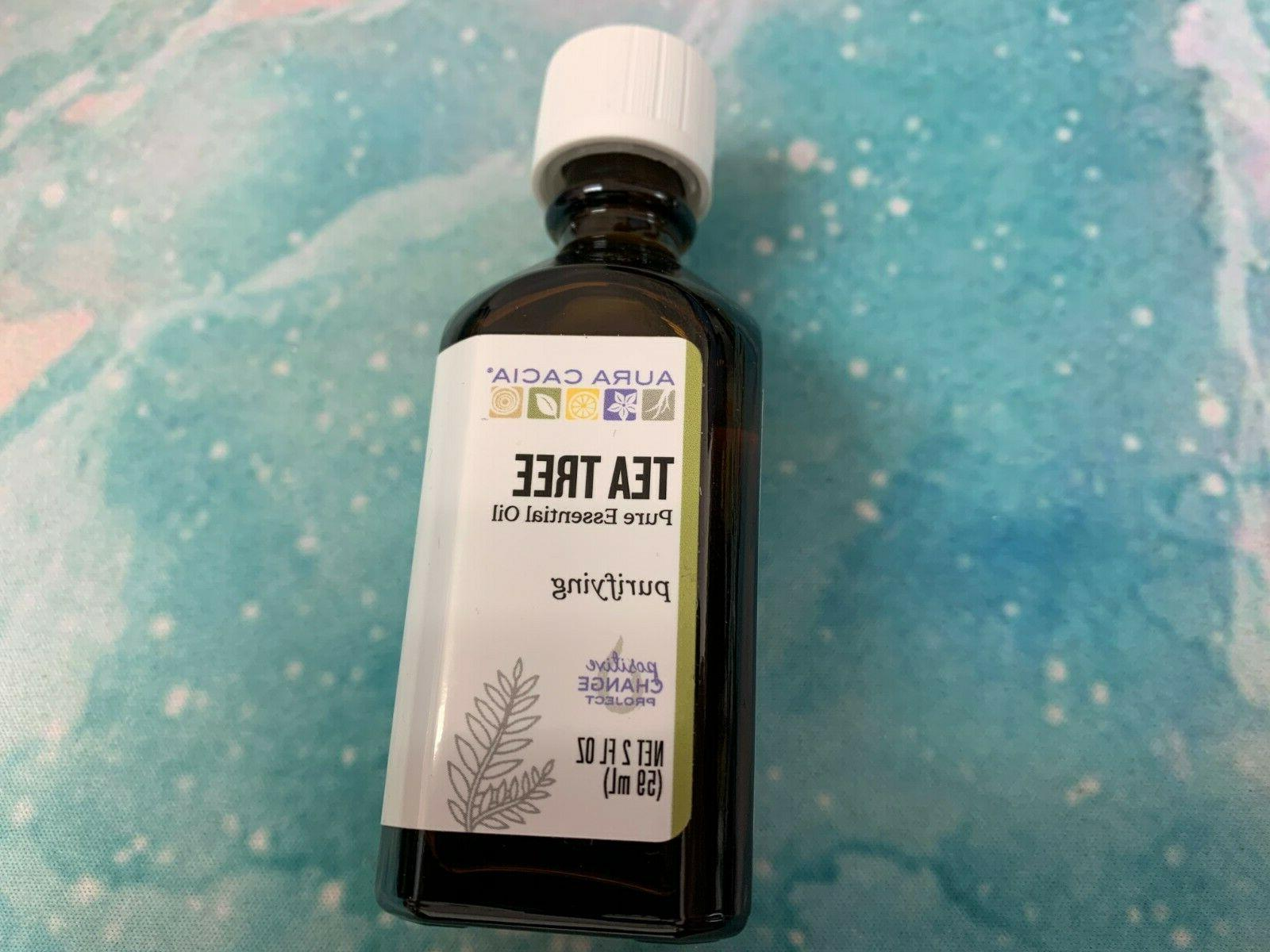 Aura Cacia Essential Cleansing fluid ounce