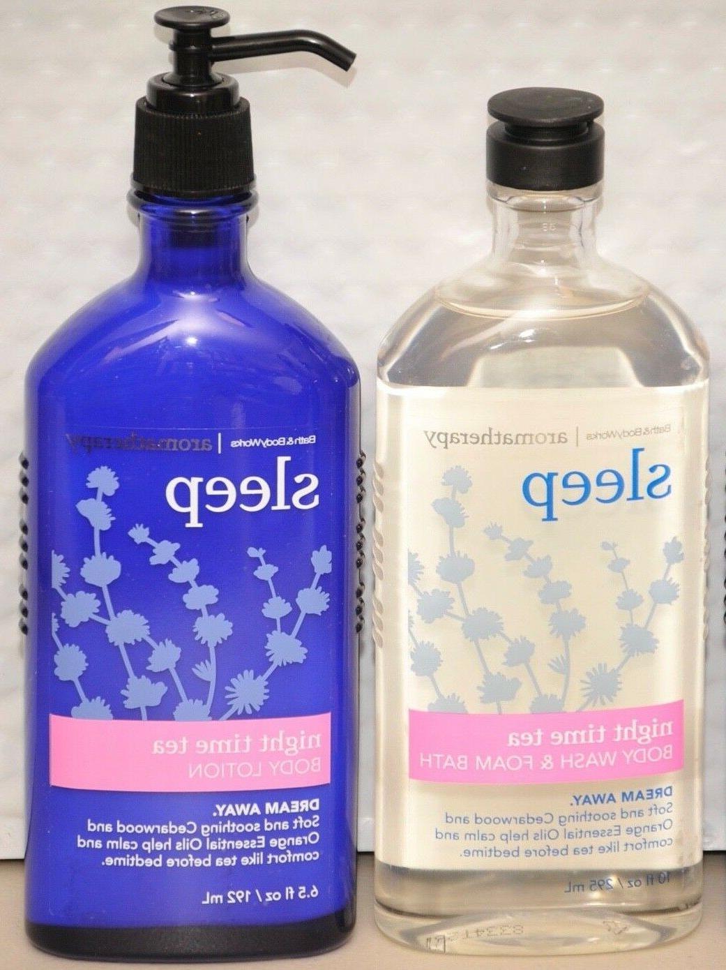 Bath & Body Works Aromatherapy Sleep Body Lotion 6.5 Fl Oz