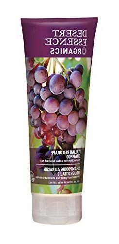 Organics Italian Red Grape Shampoo - 8 fl oz