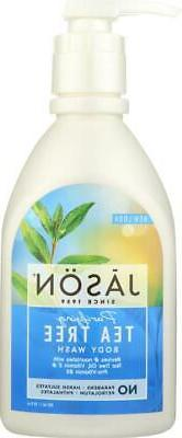Jason Natural Products-Purifying Tea Tree Body Wash, Pack of