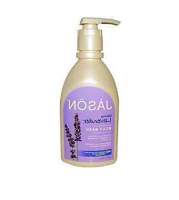 Jason Natural Products - Satin Shower Body Wash Lavender - 3