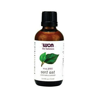 TEA TREE OIL, 2 0z by Now Foods