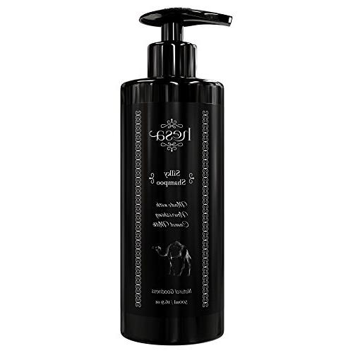 Natural Shampoo with Camel Milk & Tea Tree - Best Treatment