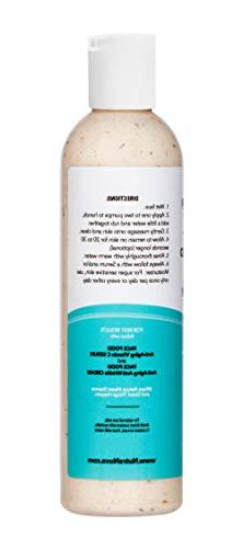 Cleanser, Exfoliator All-in-One Natural VEGAN Tea Tree & Gentle Clean Anti Aging, Not Drying/Oily, Restore Fight 6