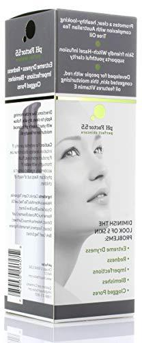 PH 5.5 Tree Face with Witch Vitamin E Natural Extracts. for Extreme and Skin 2 fl