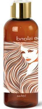 Paradise Island Shampoo 16 oz, Sulfate Free, High Lathering,