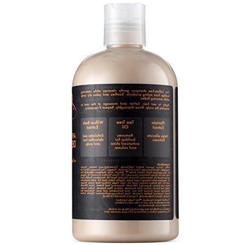 Shea African Soap Deep Shampoo