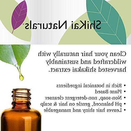 ShiKai - Natural Tree With Oils Of Peppermint Tea Tree To Hair & Alternative