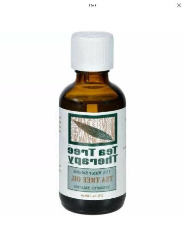 Tea Tree Therapy 15% Water Soluble Oil, 2 Fluid Ounce