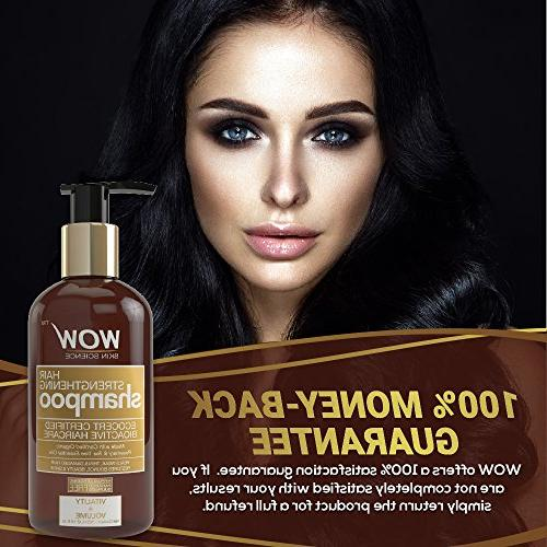 WOW Hair for Hair Repair - Treatment for Tea oil and Sulfate Oz