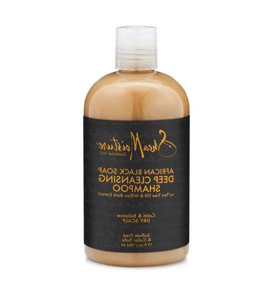 african black soap deep cleansing shampoo tea