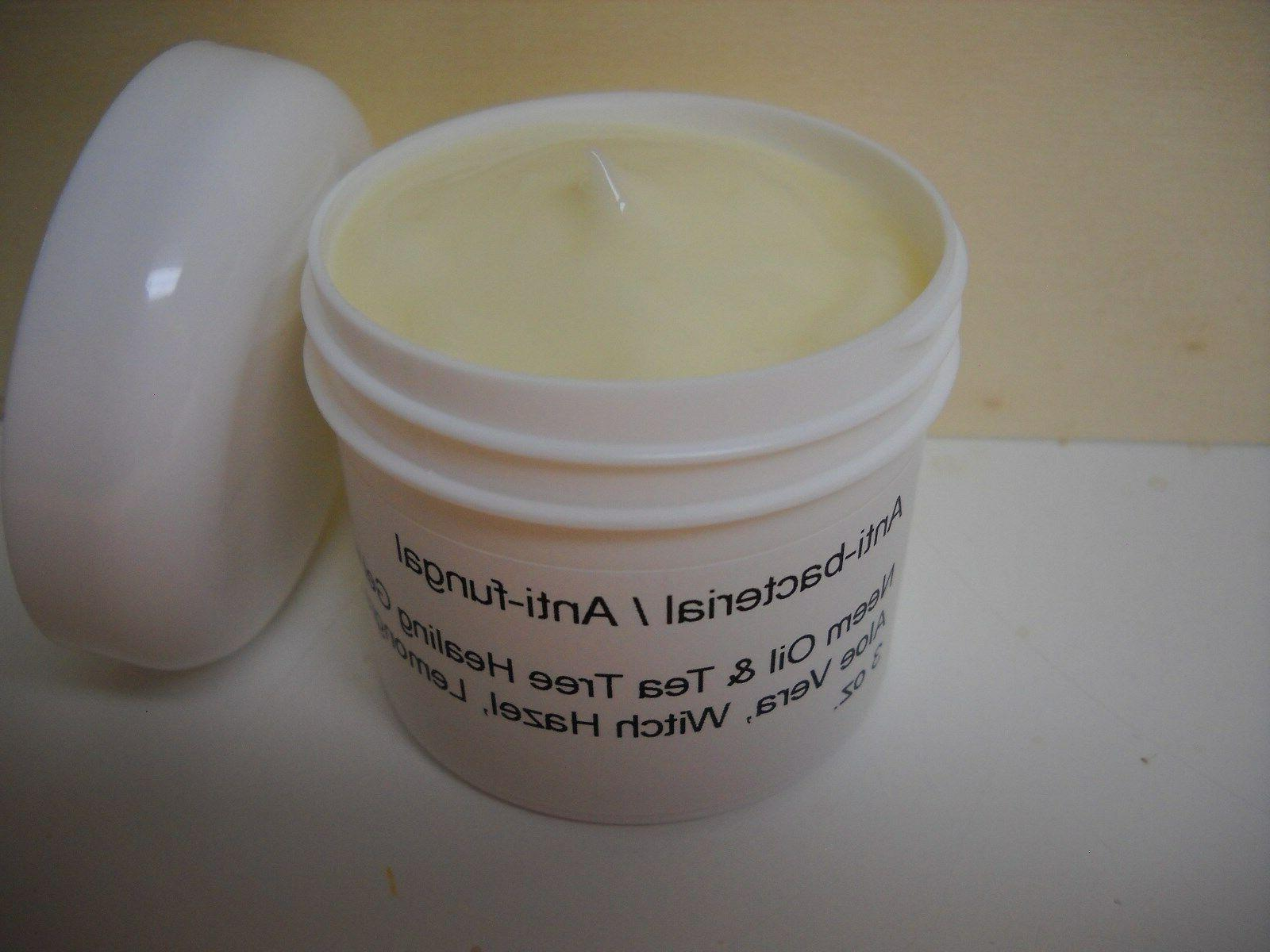 Anti-bacterial Oil Tea Treatment of Acne Scabies +