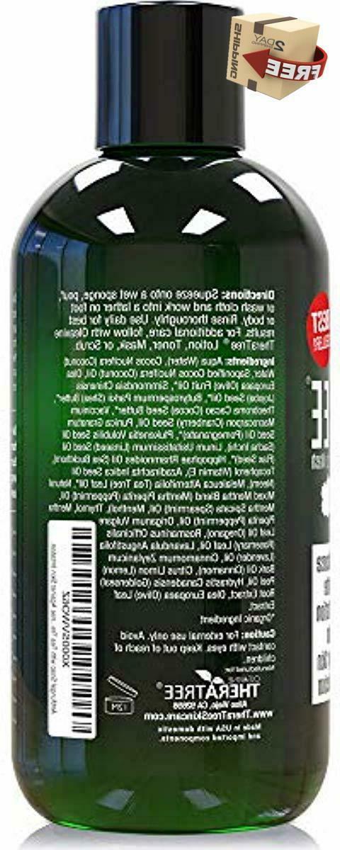 Antifungal Body Soap Oleavine Organic Natural Oz