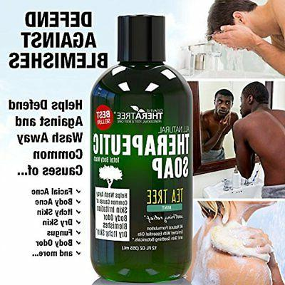 antifungal body soap with tea tree