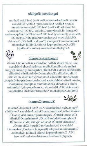 Antifungal Body Wash, Foot, and Nails 9oz