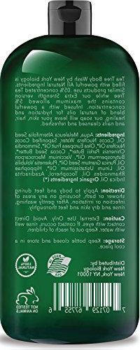 Antifungal Tea Tree 16 Pure Extra Strength Professional - Fungus, Athlete Itch, Jock Itch Eczema
