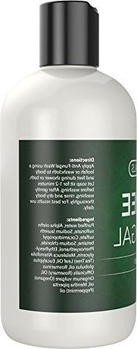 Antifungal Tea Oil Body - Odor, Athlete's Acne, Itch Eczema Skin Anti-fungal