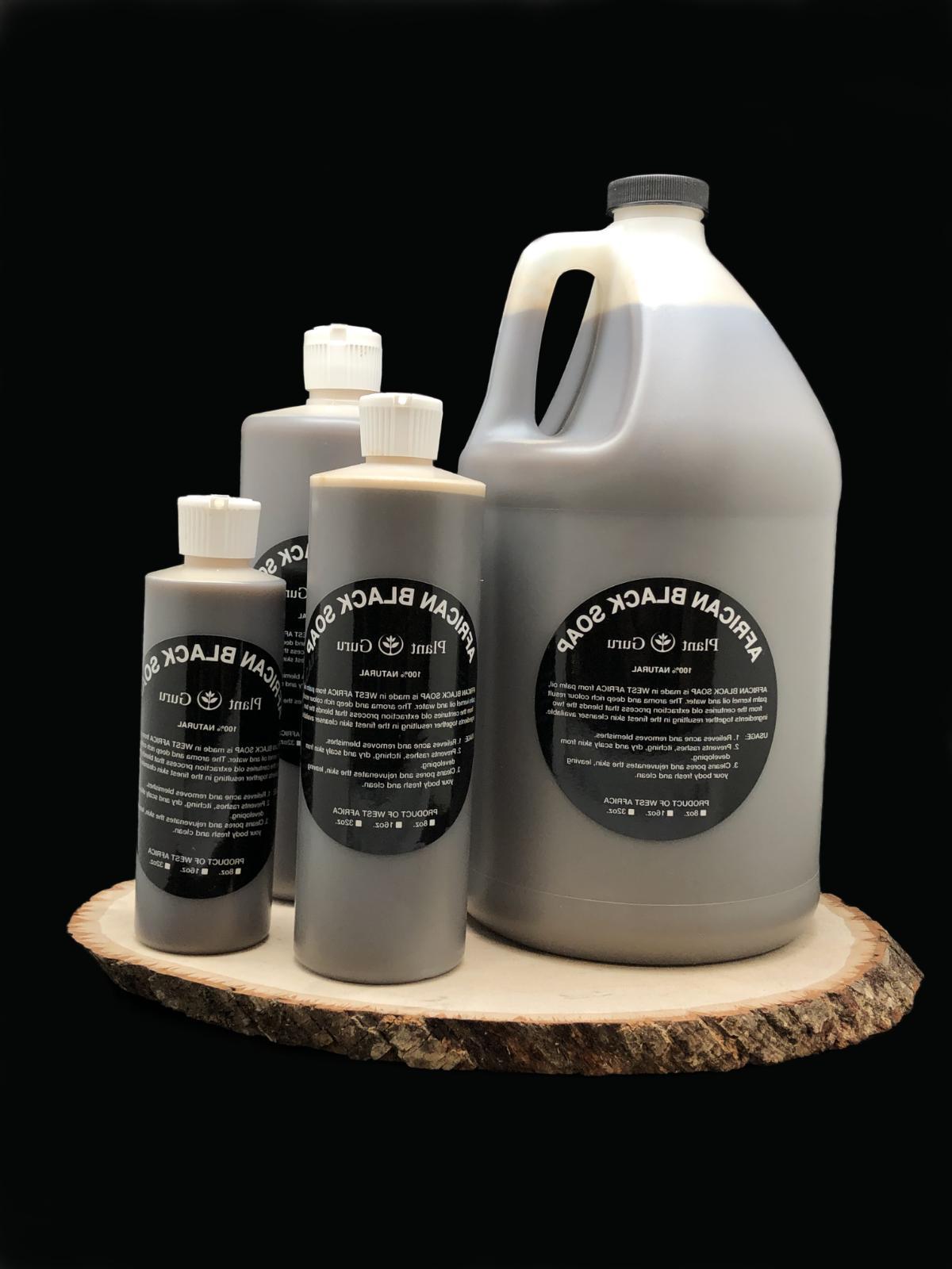 Aromatherapy African Soap Liquid 100% Organic