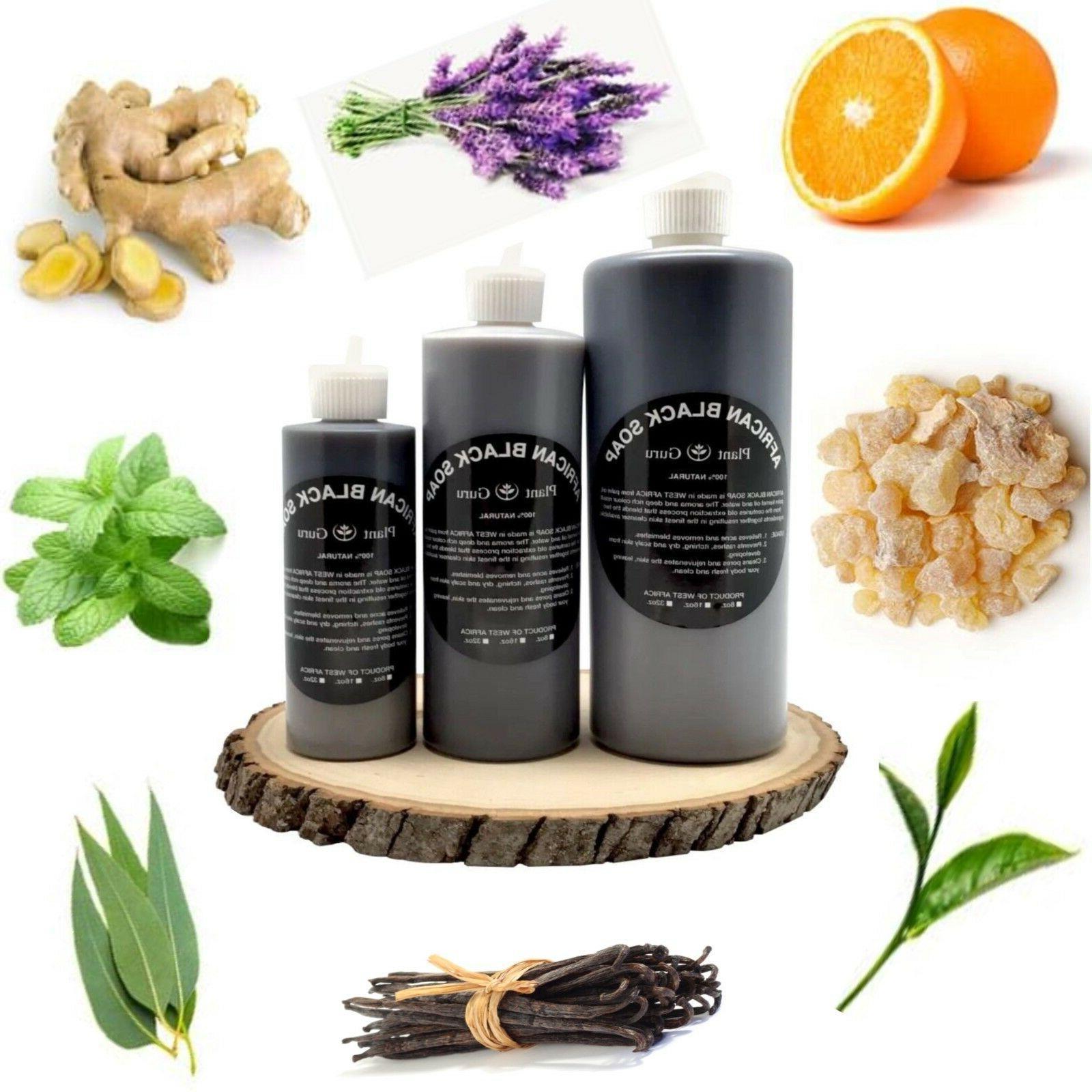 aromatherapy african black soap liquid 100 percent
